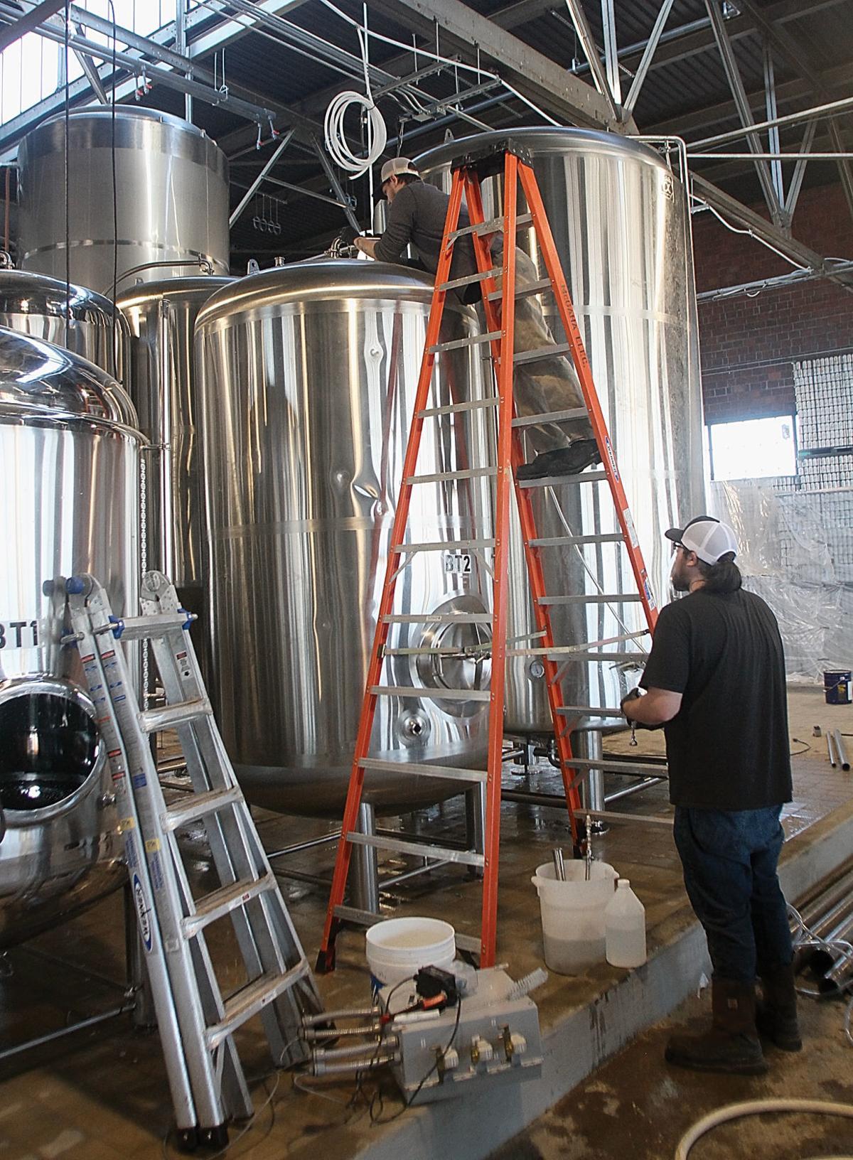 Blackhorse Brewery opens this week in Alcoa | News