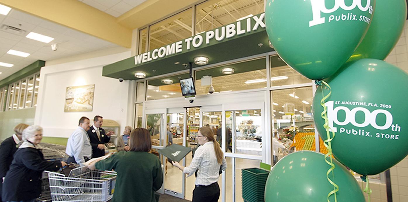 Publix Lobby