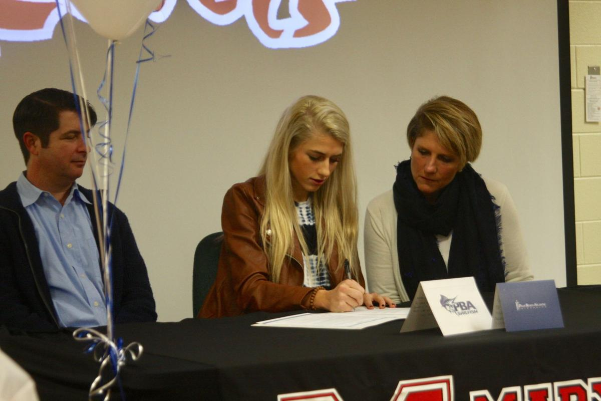 Abbie Anderson signs to play soccer at Palm Beach Atlantic | Sports ...