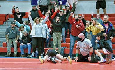 Maryville wrestling