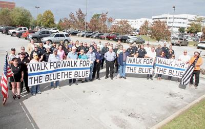 Walk for the Blue