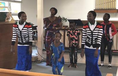 Highland Presbyterian Sunday service