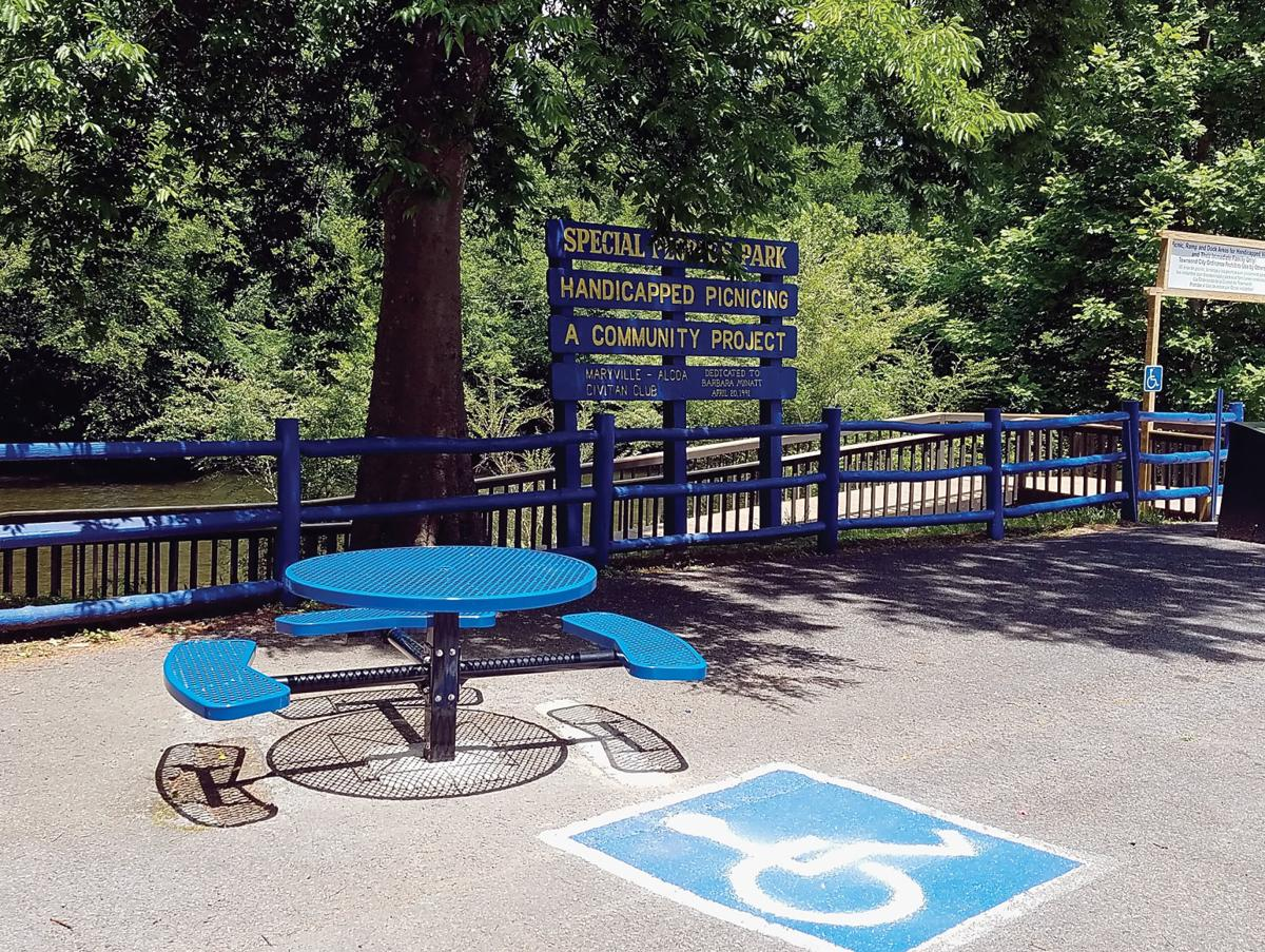 Townsend special persons park