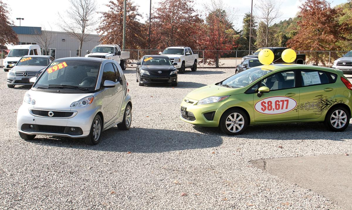 Smiley riley automotive opens on airport motor mile news for Used cars airport motor mile