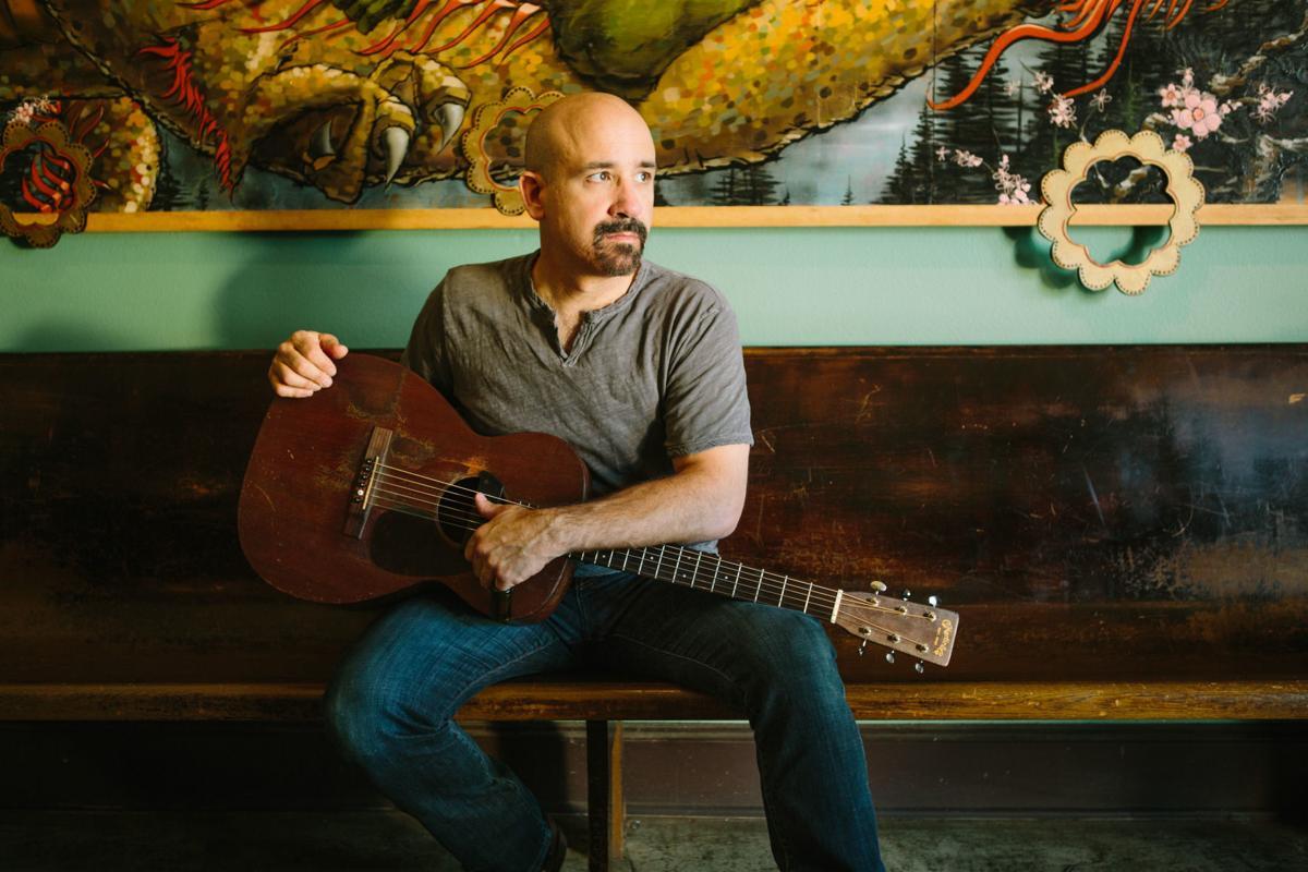 Tony Furtado Follows His Path From Bluegrass To Beyond