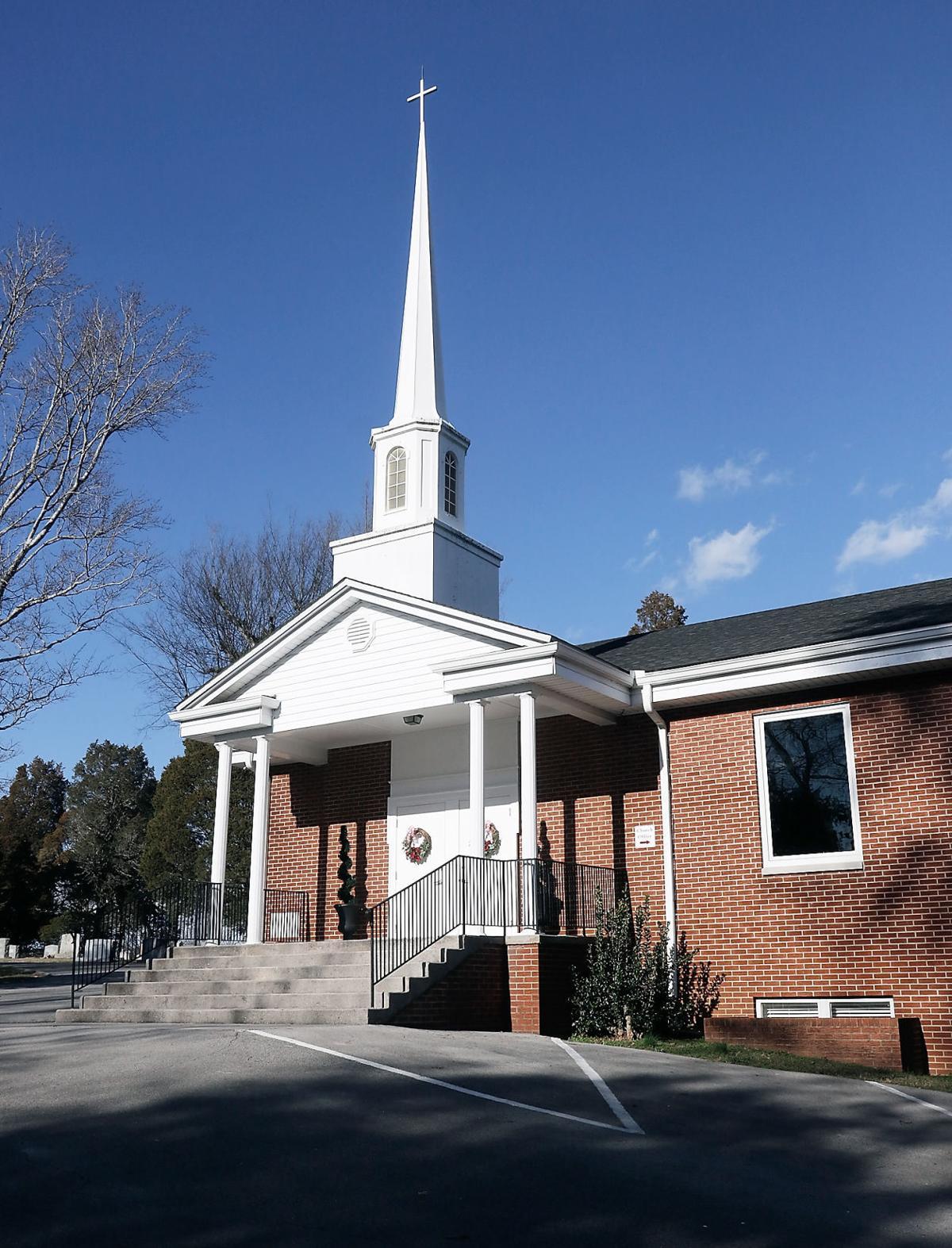 Middsettlements United Methodist Church serves as community hub