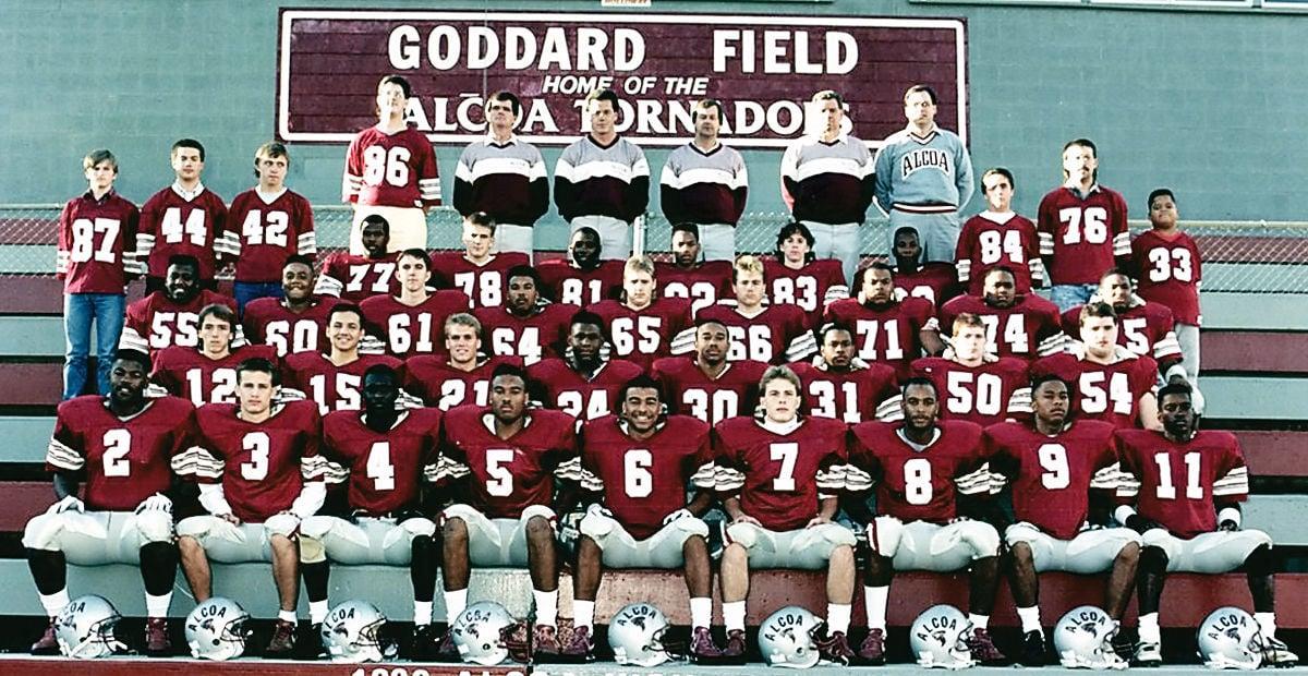 1989 Alcoa team