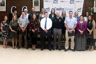 Maryville Board of Education awards tenure to 18