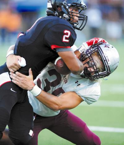 Alcoa's Clabough meets Maryville's Shinsky