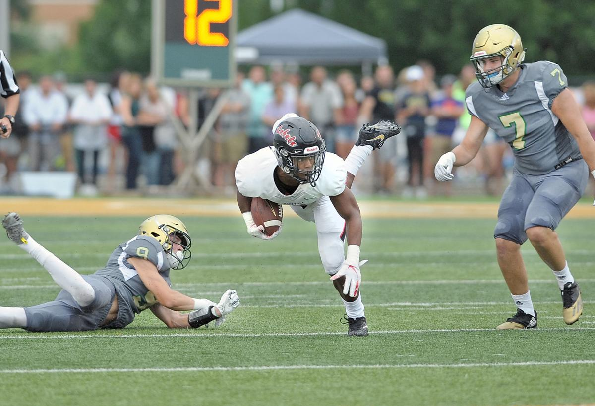 Maryville Defense Stifles Knoxville Catholic In Opening Victory