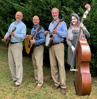 True Blue Bluegrass Band