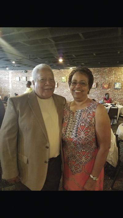 Connie and Roy Scott anniversary
