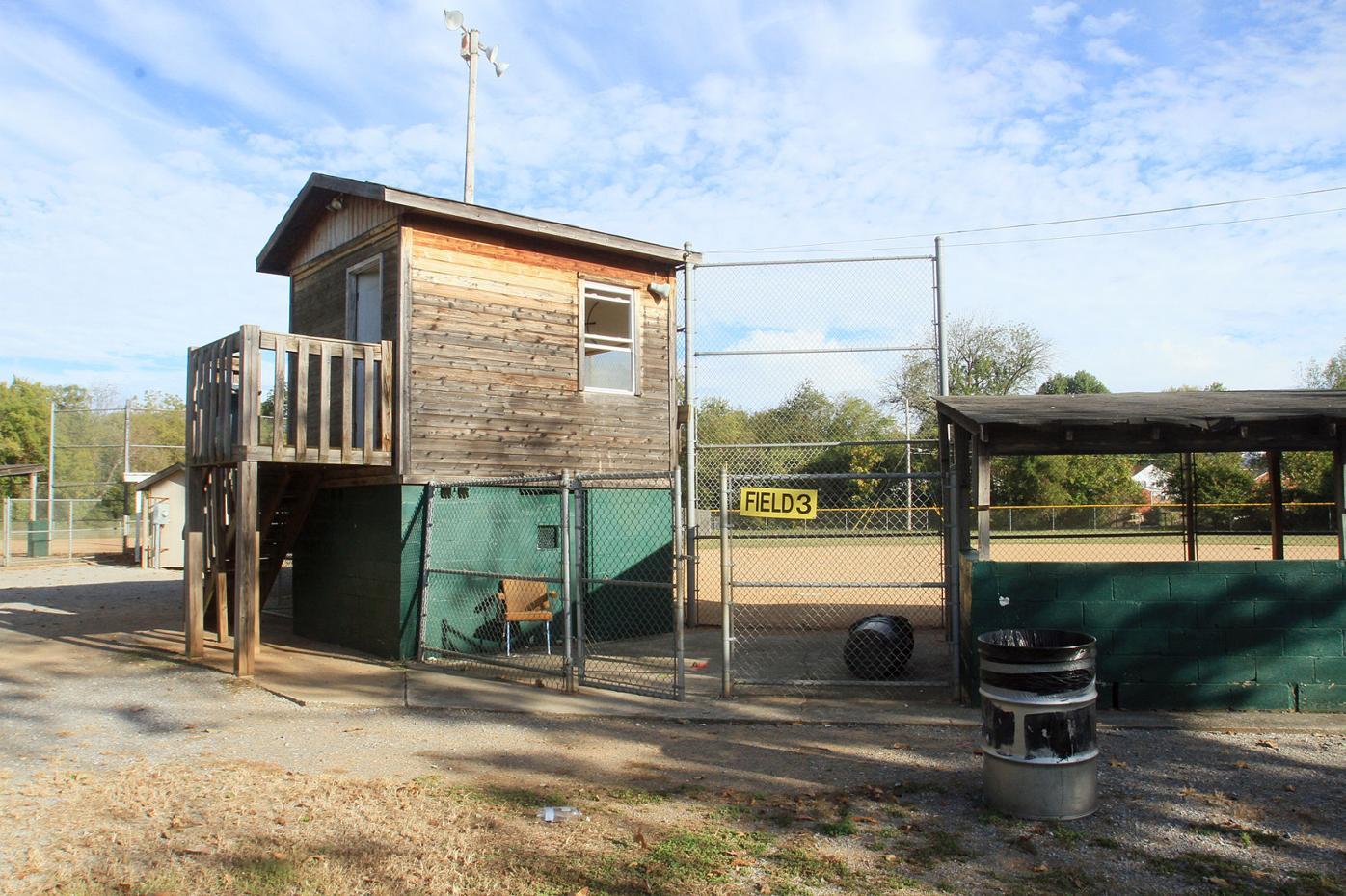 Eagleton Baseball Field: Score Box (2021)