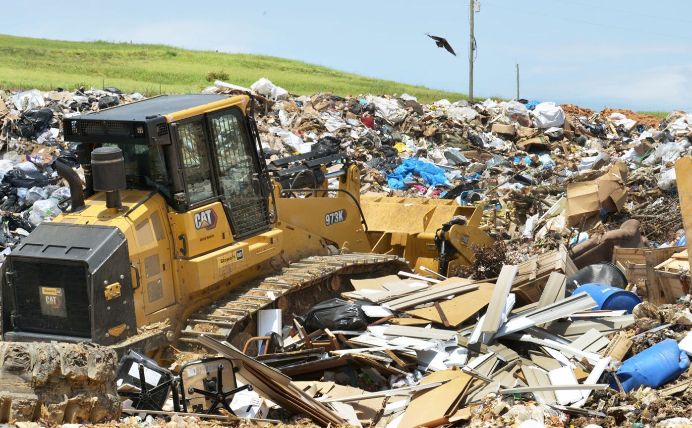 Landfill general waste