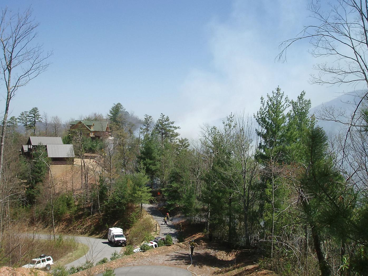 Smoky Mountains Controlled Burn