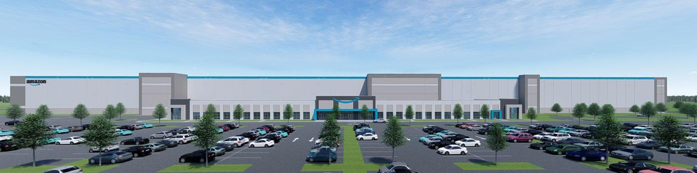 Amazon announces plans for fulfillment center in Mississippi