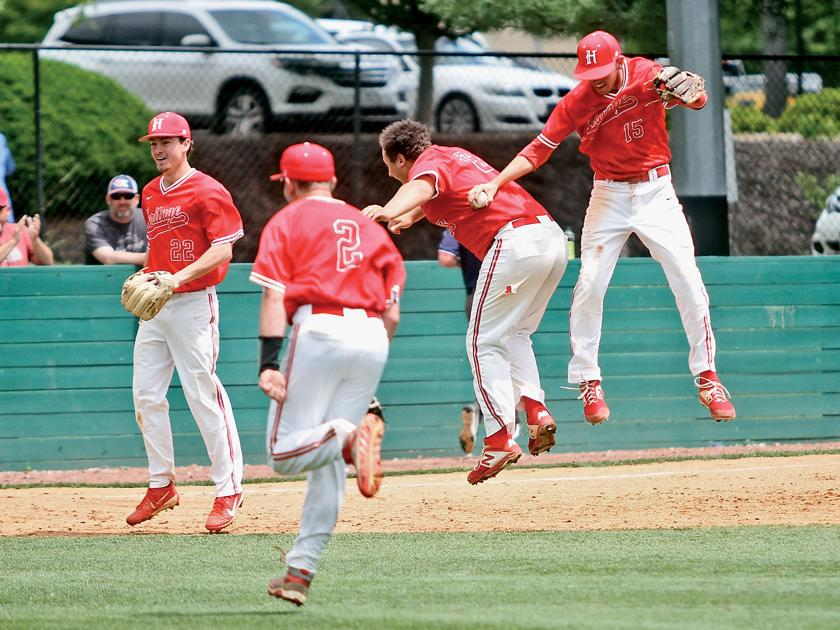 87ad69b64 Heritage stays alive with extra-innings victory over William Blount ...