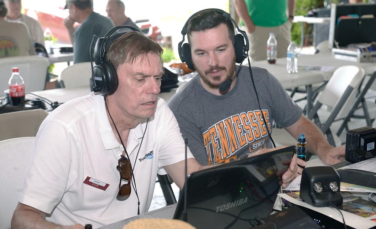 AMATEUR RADIO: Don Mulls and Jordan Webb