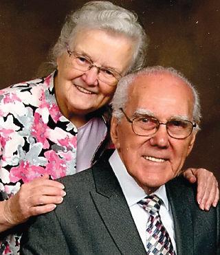 Rev. and Mrs. Ernest Plemmons