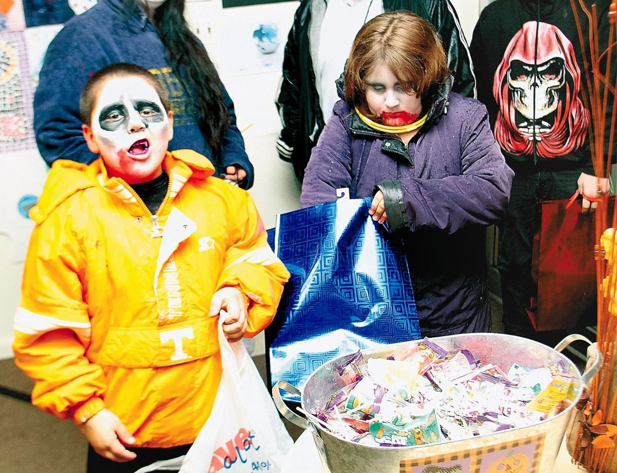 halloween on broadway downtown maryville offers tricks and treats on friday