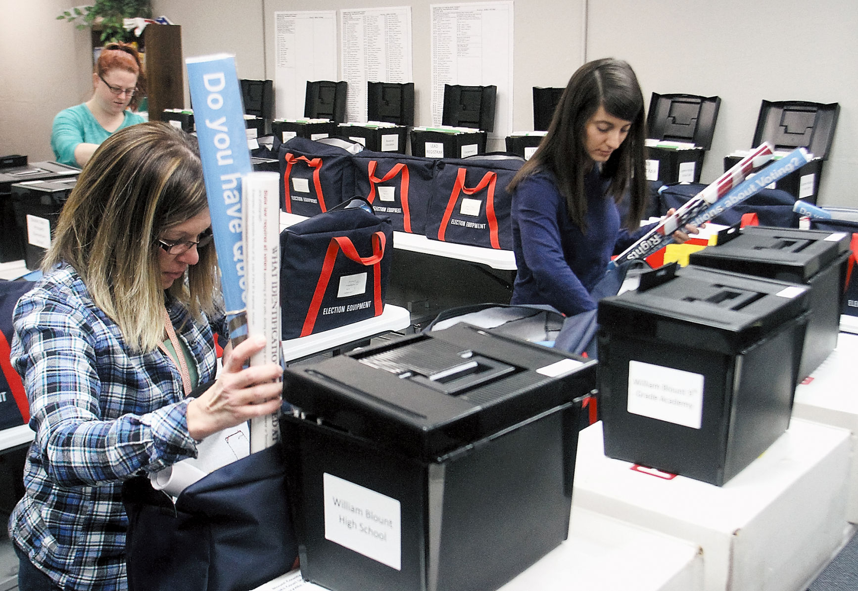 Blount County voters head to polls on Tuesday   News ...