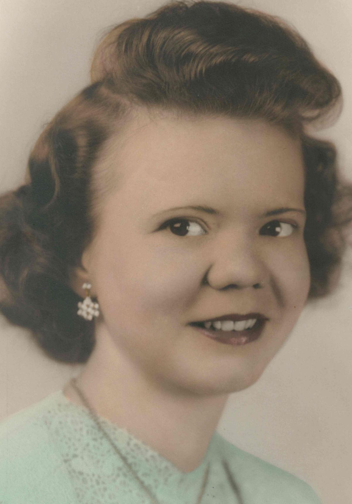 Mildred Marie Burchfield