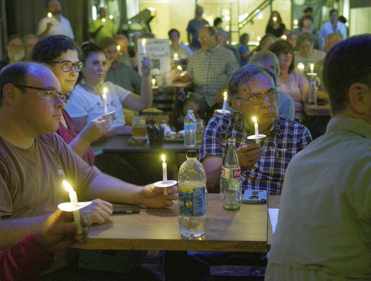 ANTIICE: Candle lighting