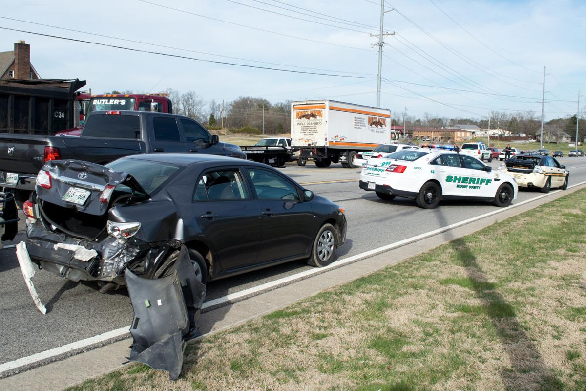 Authorities Respond to Crash Involving Tennessee Highway Patrol Trooper