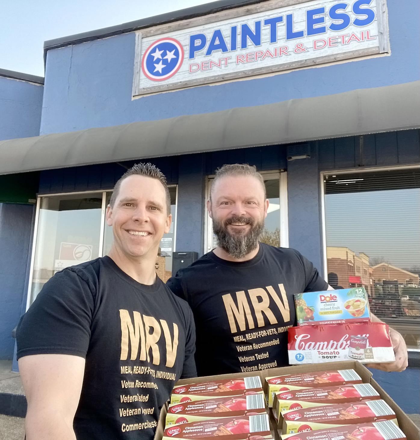 Veterans Food