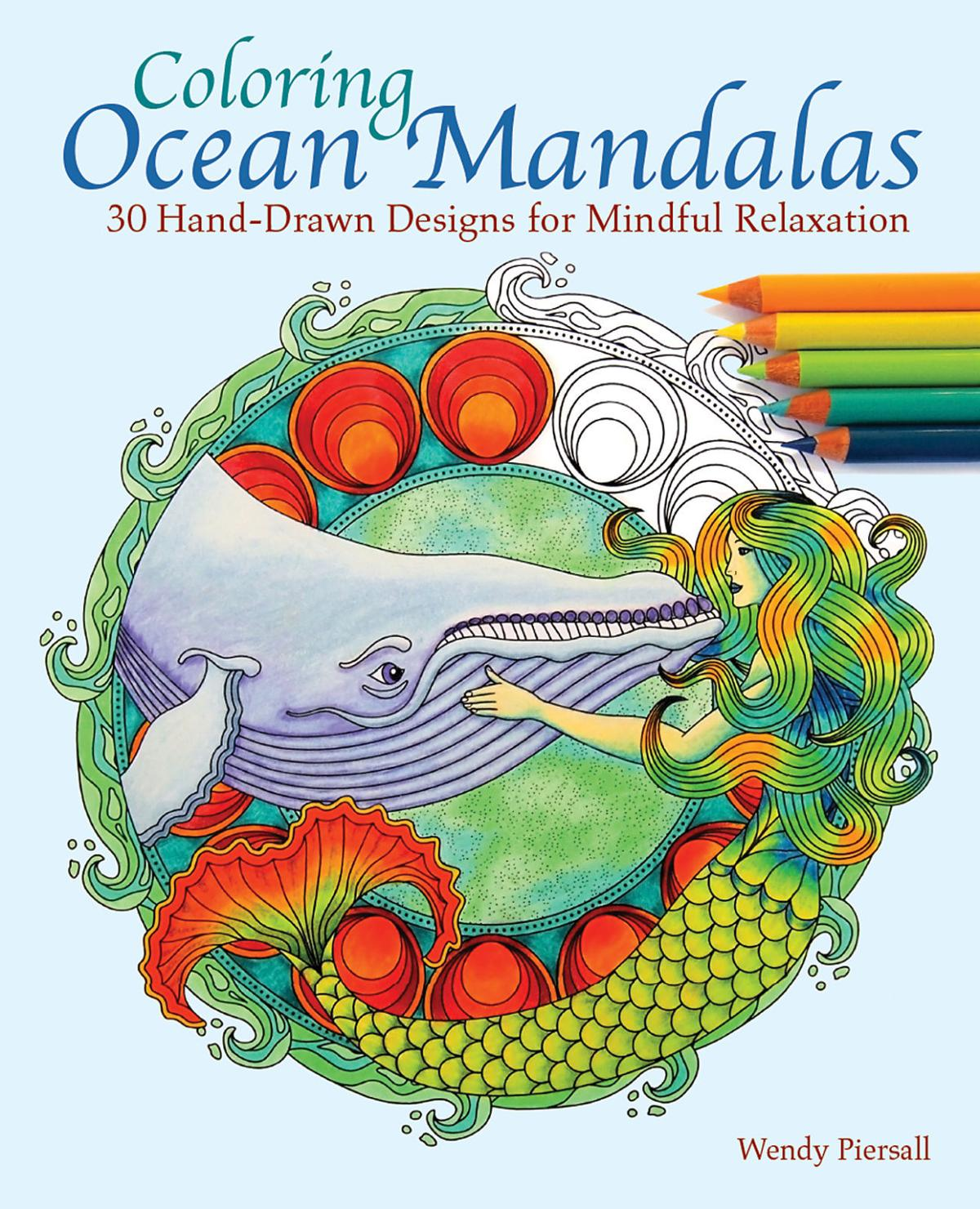 Not just for kids: Coloring books for grownups provide relaxation ...