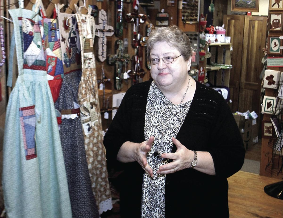 de8759eb806 Handmade in Appalachia; Craft store provides outlet for over 120 ...