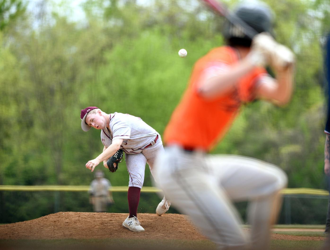 Baseball: Alcoa's Nate Pitts vs LC