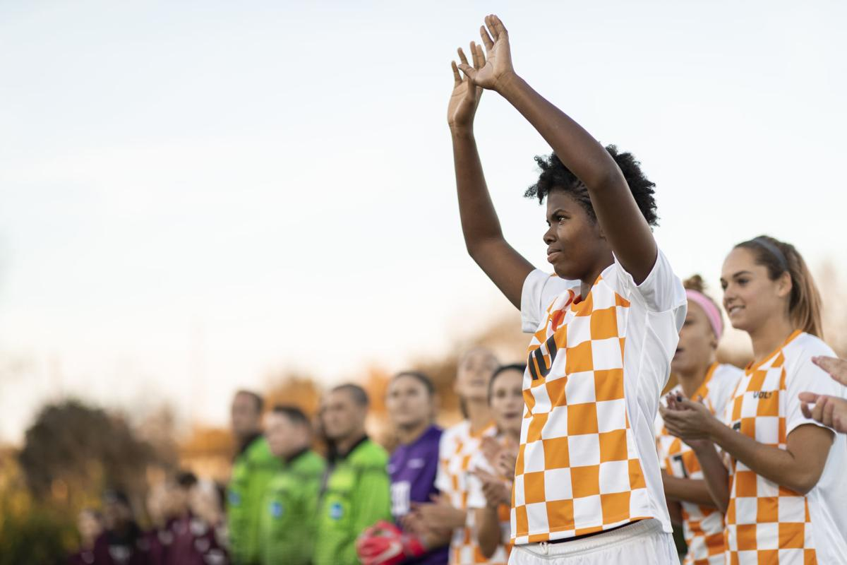Bunny Shaw a driving force for Tennessee soccer team