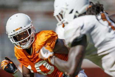 UT FALL CAMP: Bryce Thompson