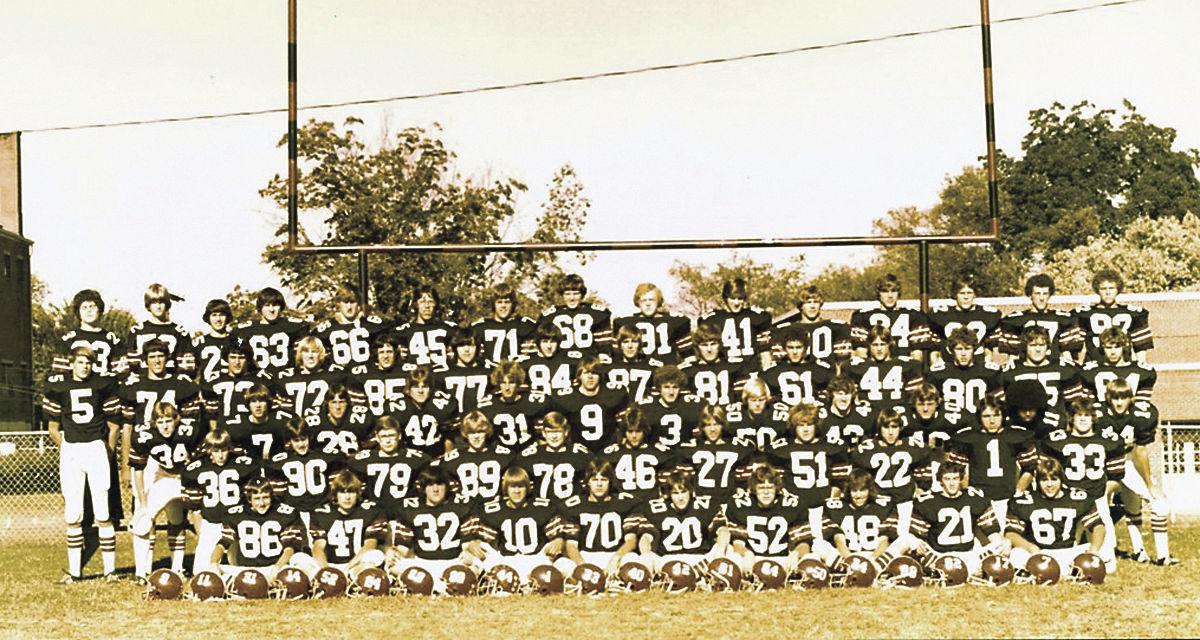 1976 Maryville team