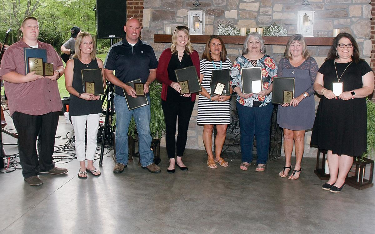 Blount County Schools recognizes top employees at Third Annual Go Be Excellent Celebration