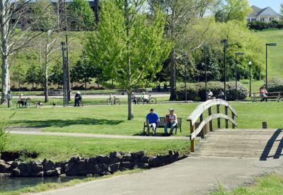 Parks and greenways: Bicentennial Park