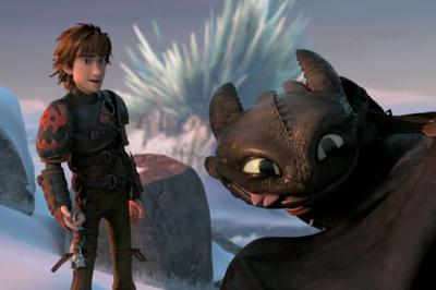 """How To Train Your Dragon 2"""