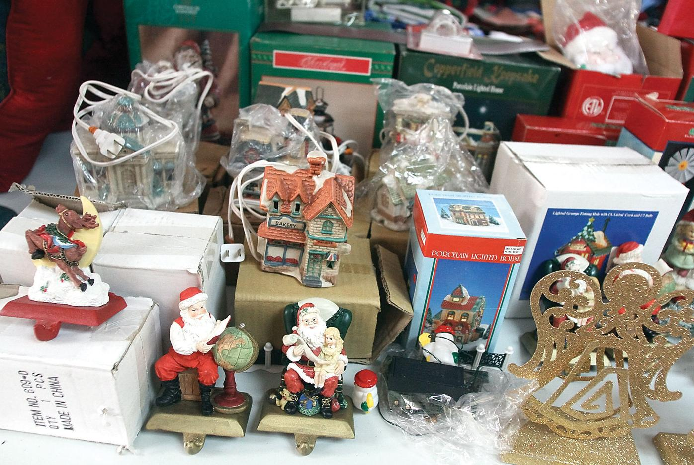 CCI in Friendsville will hold it's annual Christmas fundraiser.