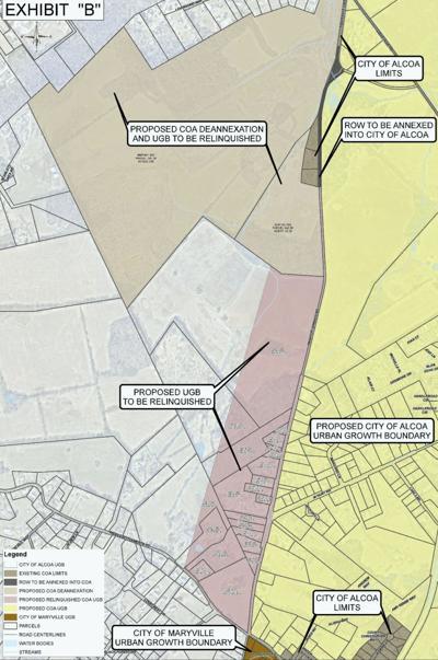 UGB Map