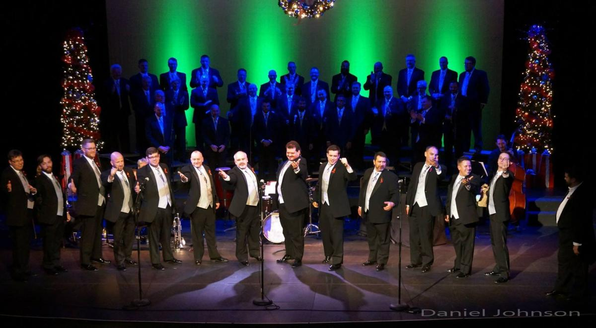 Knoxville Gay Men's Chorus embraces both sacred and secular on holiday  program | Entertainment | thedailytimes.com