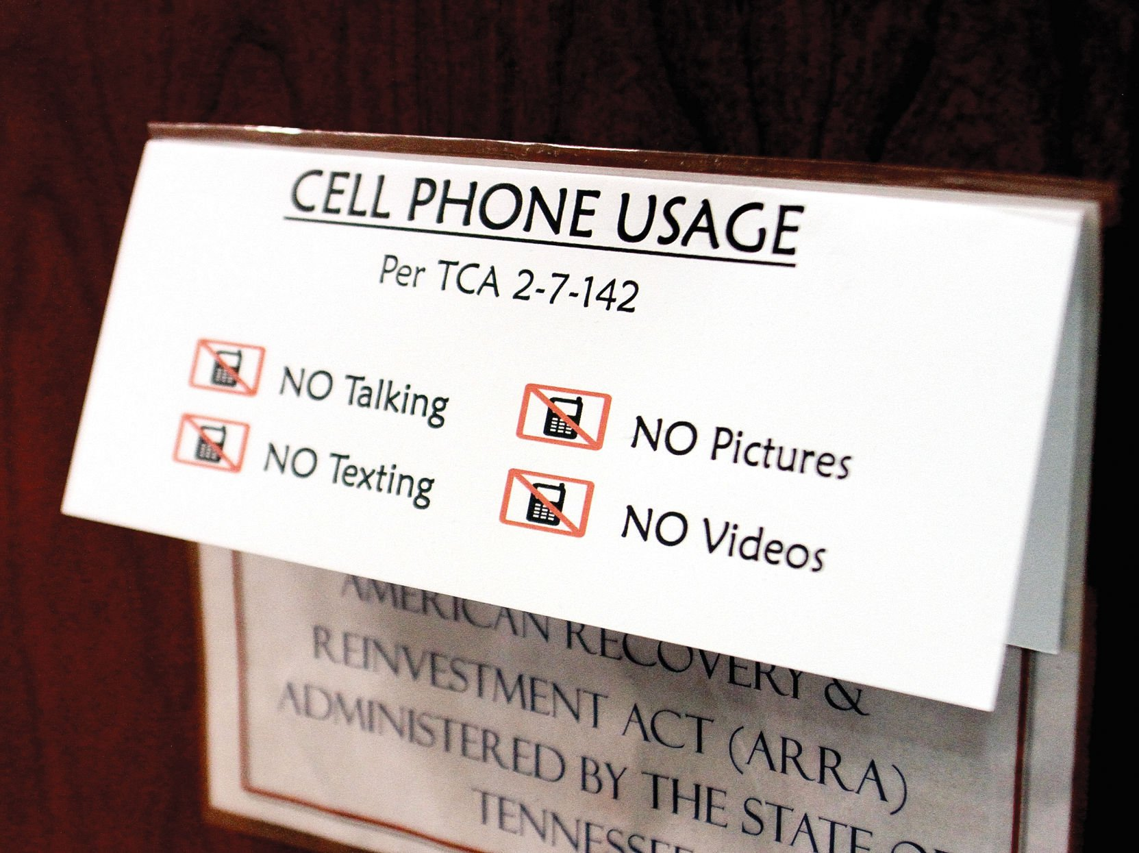 Selfies, video recording prohibited in voting locations in Blount ...