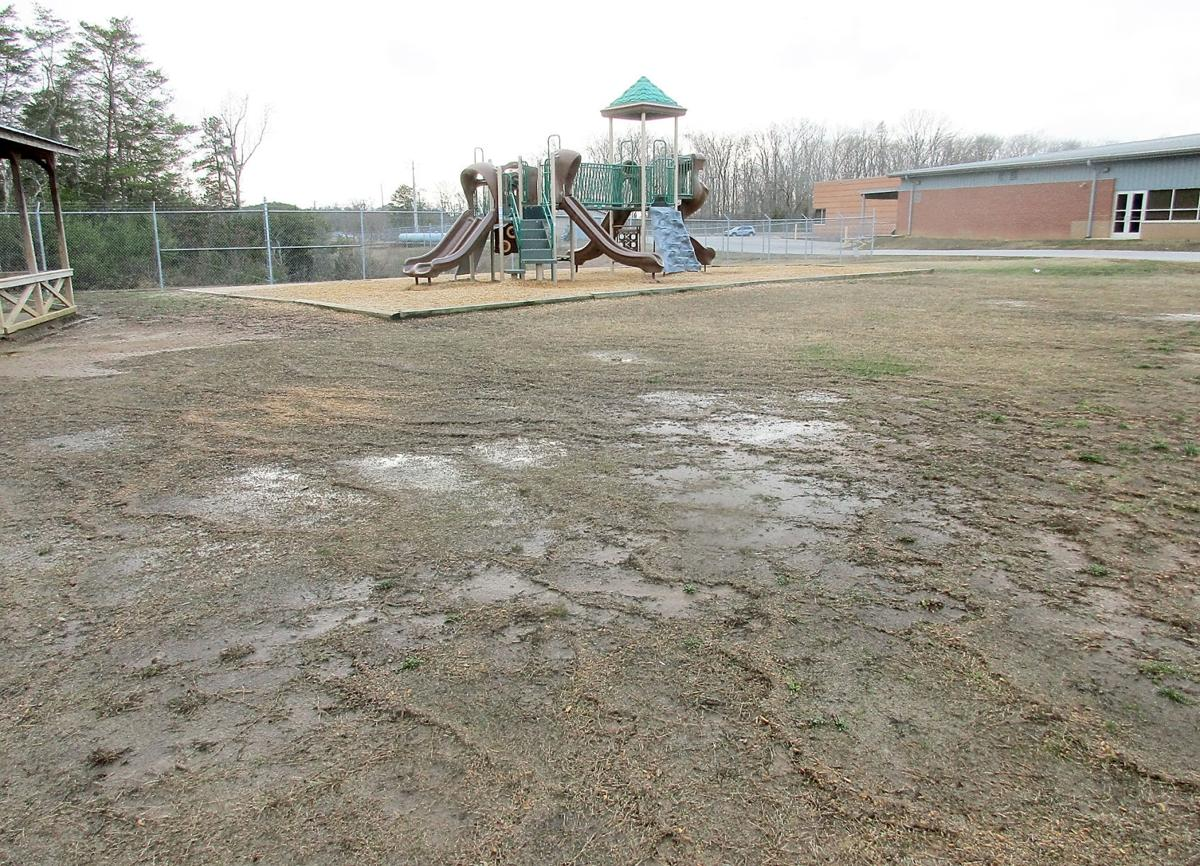 Carpenters Elementary School playground to receive soil fracturing treatment from the University of Tennessee to improve drainage