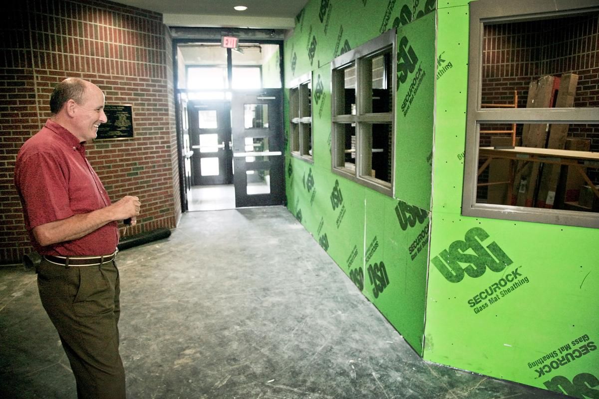 Maryville Securing Elementary Schools