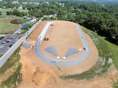 Maryville High School track