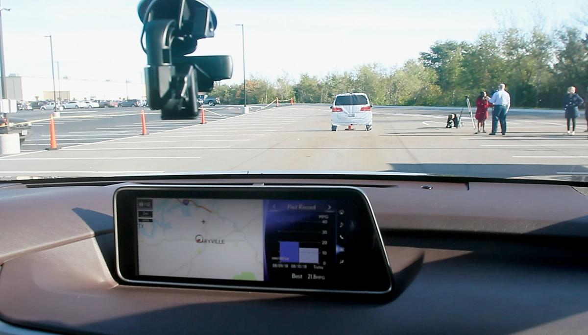 Denso new automated car technology