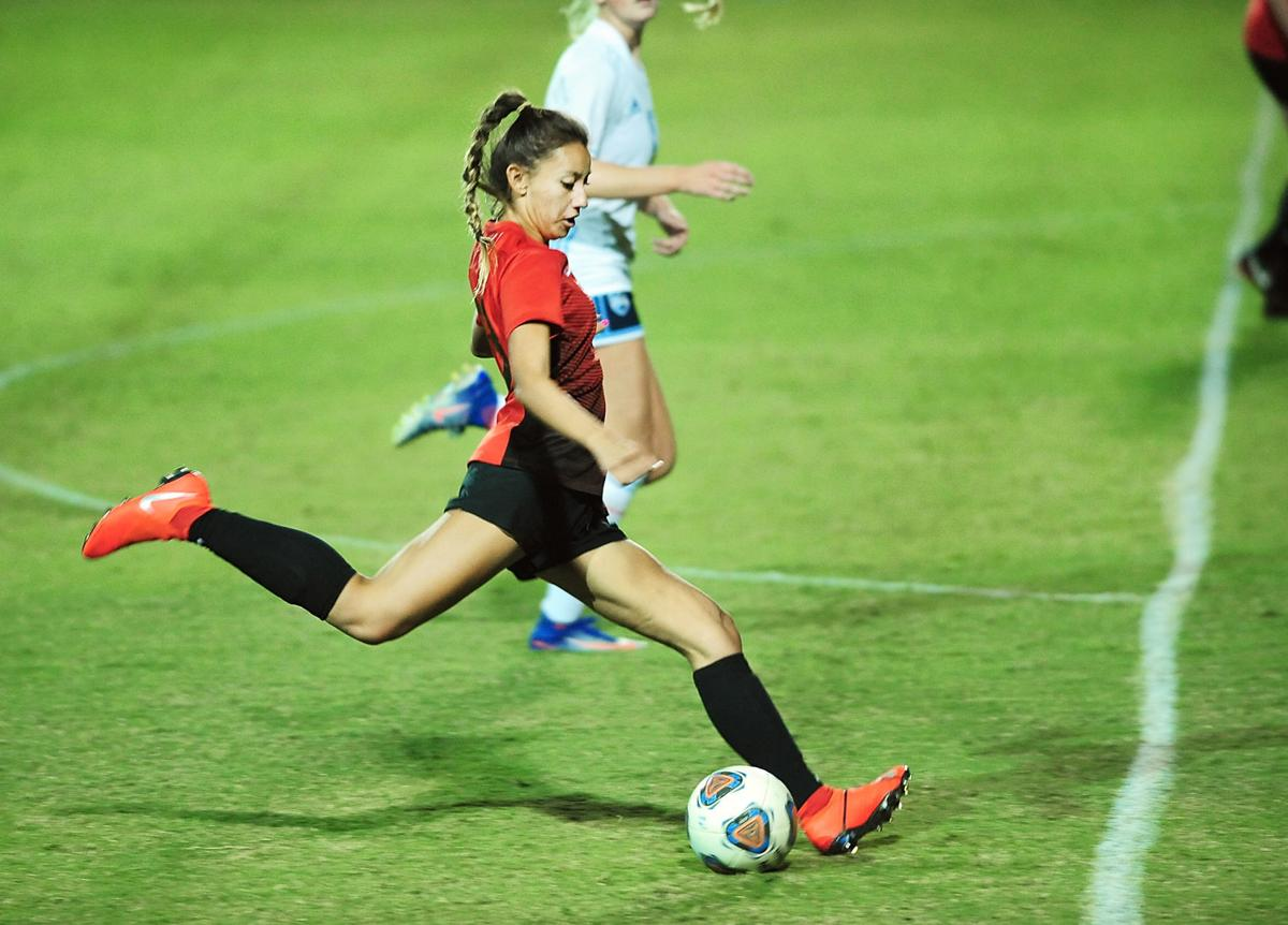 SOCCER: Maryville's Arianna Whitehead vs Hardin Valley