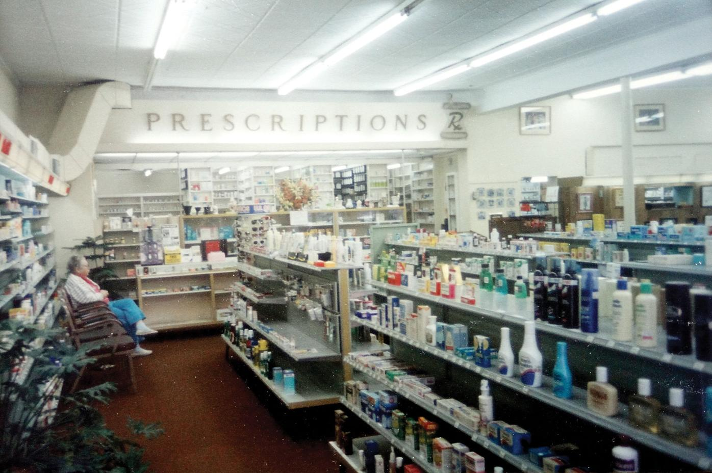 Martin's Drug Store was a Maryville mainstay for 71 years
