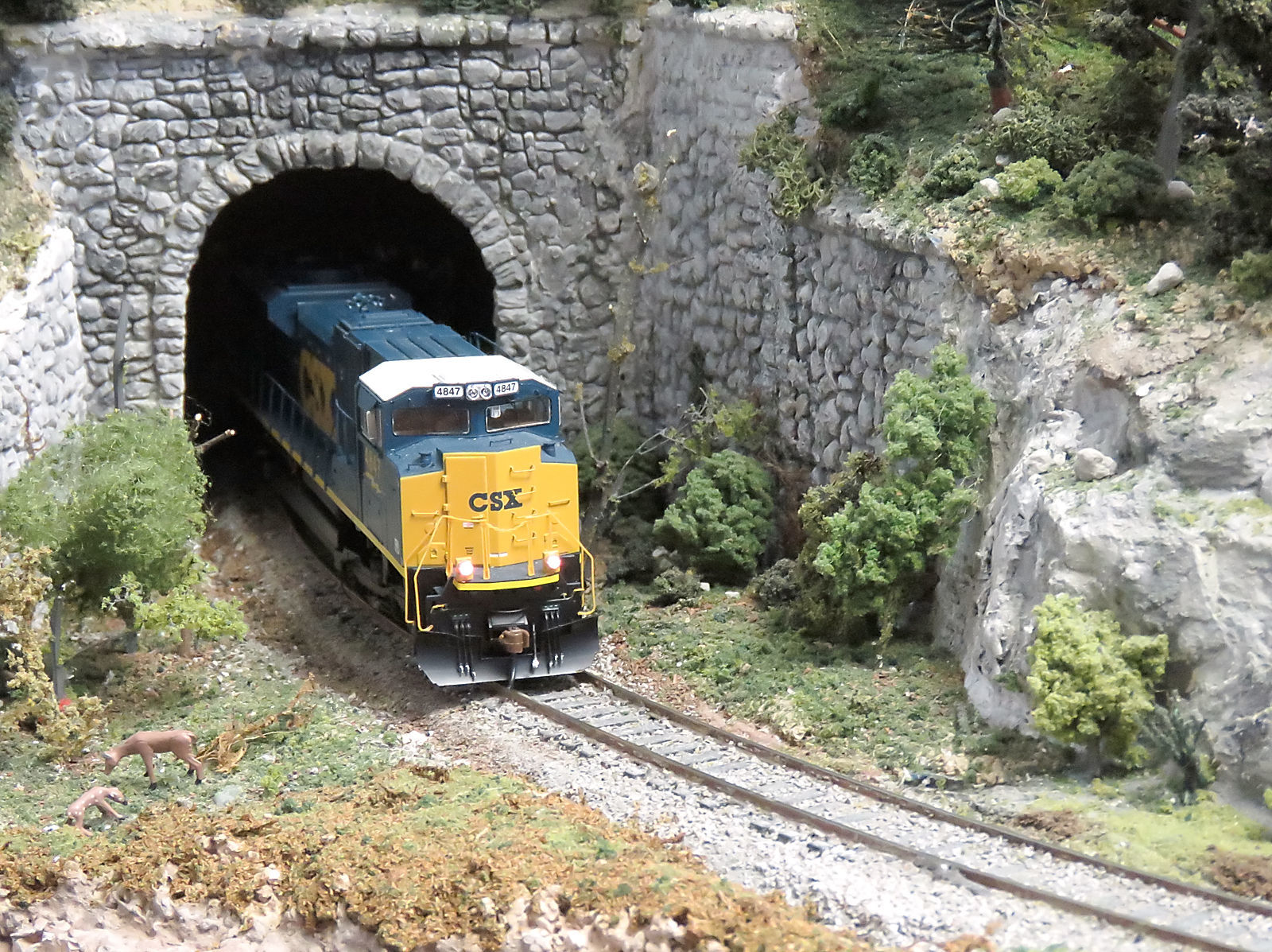 Maryville Model Railroad Club Displays Tiny Town At Blount County Historical Museum News Thedailytimes Com