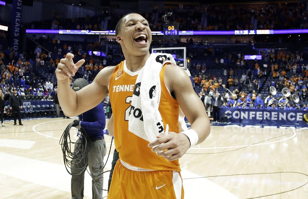 SEC Tennessee Kentucky Basketball